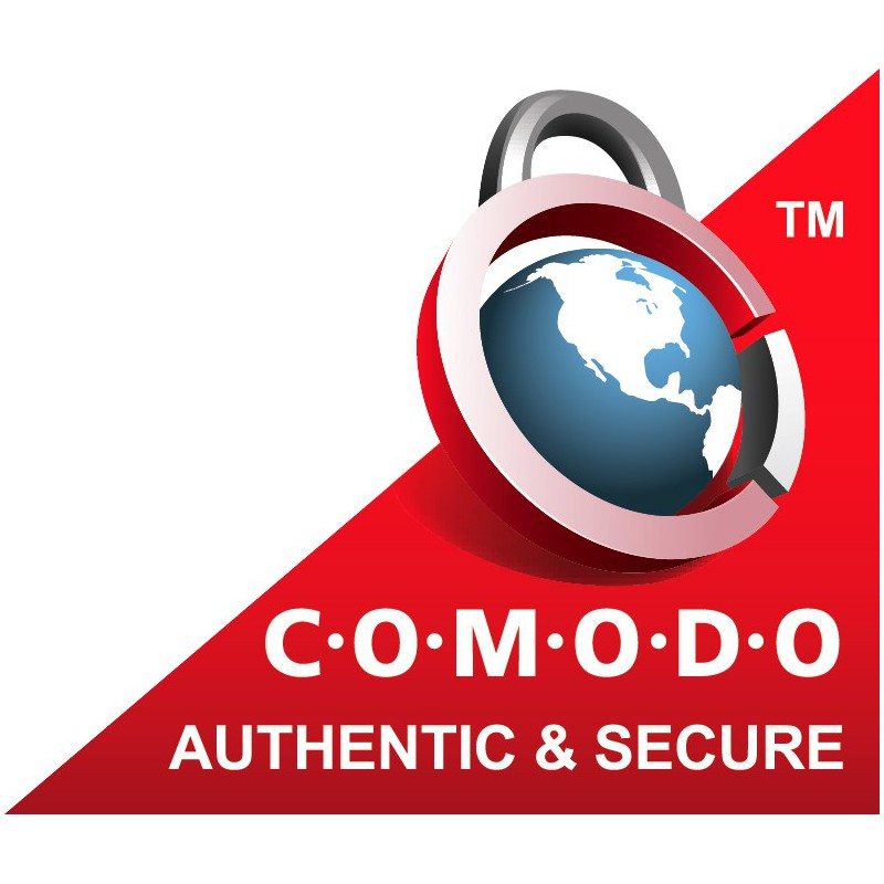 Comodo SSL Encrypted Site